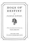 Dogs of Destiny