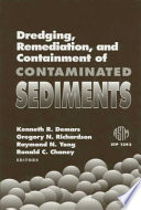 Dredging Remediation And Containment Of Contaminated Sediments Book PDF