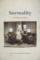 Normality Book