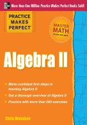 Practice Makes Perfect Algebra II Pdf/ePub eBook