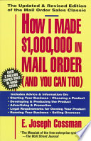 How I Made  1 000 000 in Mail Order and You Can Too