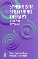 Synergistic Stuttering Therapy Book