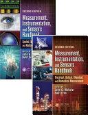 Measurement, Instrumentation, and Sensors Handbook, Second Edition