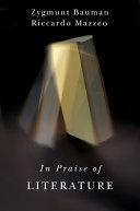 In Praise of Literature