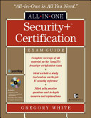 Security  Certification All in One Exam Guide Book