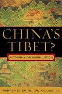 China's Tibet?
