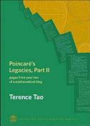 Poincar   s Legacies
