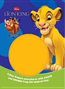 The Lion King banner backdrop