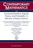 Dynamical Systems, Ergodic Theory, and Probability: in Memory of Kolya Chernov