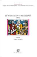 Le online dispute resolution  ODR  Book