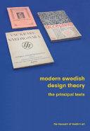 Modern Swedish Design