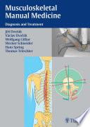 Musculoskeletal Manual Medicine Book