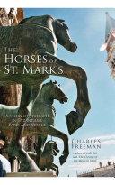 The Horses of St. Mark's [Pdf/ePub] eBook