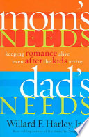 Mom's Needs, Dad's Needs