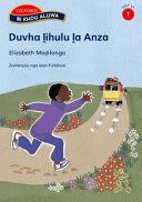 Books - Duvha ?ihulu ?a Anza   ISBN 9780195769630