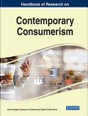 Handbook of Research on Contemporary Consumerism