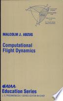 Computational Flight Dynamics