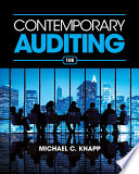 Contemporary Auditing Book