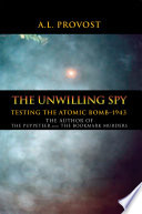 The Unwilling Spy Book PDF