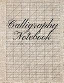 Calligraphy Notebook Handwriting Practice Paper