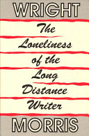 The Loneliness of the Long Distance Writer