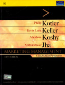 Marketing Management: A South Asian Perspective