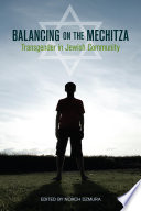 Balancing on the Mechitza Book