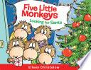 Five Little Monkeys Looking for Santa Book PDF