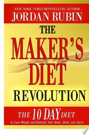 Download The Maker's Diet Revolution Free Books - Dlebooks.net