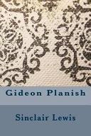Gideon Planish