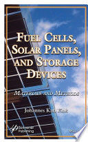 Fuel Cells  Solar Panels  and Storage Devices