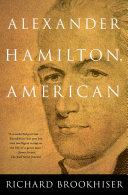 ALEXANDER HAMILTON  American