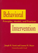 Behavioral Intervention