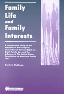 Family Life and Family Interests