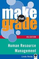 Books - Human Resource Management 4 Ed | ISBN 9780717168149