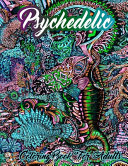 Psychedelic Coloring Book