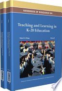 Handbook Of Research On Teaching And Learning In K 20 Education