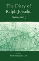 The Diary of Ralph Josselin  1616 1683
