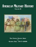 American Military History Volume II