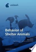 Behavior of Shelter Animals Book