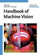 Handbook of Machine Vision