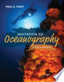 Invitation to Oceanography Book