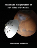 Notes on Earth Atmospheric Entry for Mars Sample Return Missions