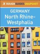 North Rhine Westphalia  Rough Guides Snapshot Germany