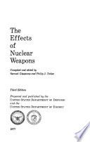 The Effects of Nuclear Weapons