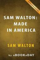 Sam Walton Book