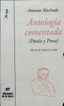 Antología comentada