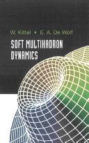 Pdf Soft Multihadron Dynamics Telecharger
