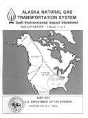 Alaska Natural Gas Transportation System  Overview