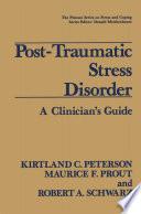 Post Traumatic Stress Disorder Book PDF